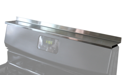 Stove Shelf Magnetic Shelf for Kitchen Stove - Stainless